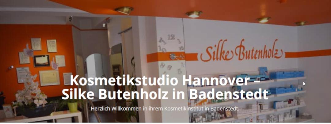 Werbung Kosmetikstudio Silke Butenholz