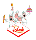 Logo mit Link zu www.baeckerei-raute.de